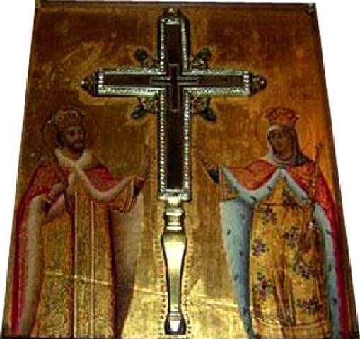 Παρακλητικός Κανών στον Τίμιο Σταυρό. (Δείτε & Ακούστε)