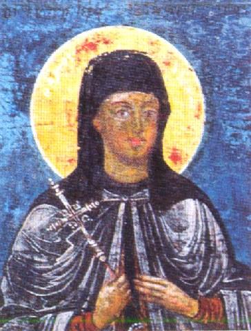 Άγιος Ιλαρίων ο νέος οσιομάρτυρας, από την Κρήτη. 20 Σεπτεμβρίου ε.ε.