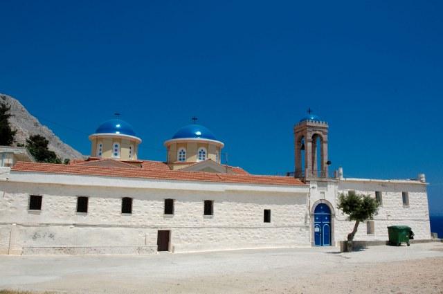 Σύναξη της Παναγίας Μυρσινιδίου στην Χίο. 24 Σεπτεμβρίου ε.ε.
