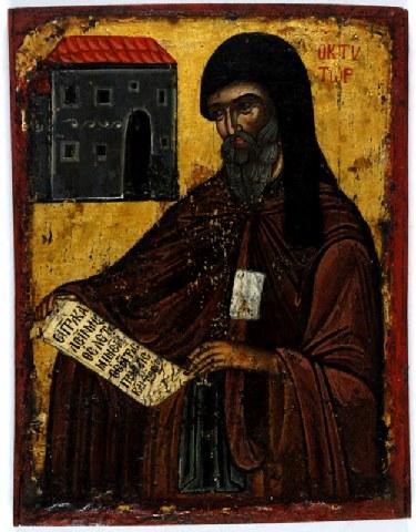 Άγιος Ιγνάτιος ο Αγαλλιανός, Αρχιεπίσκοπος Μηθύμνης, ο Θαυματουργός. 14 Οκτωβρίου ε.ε.