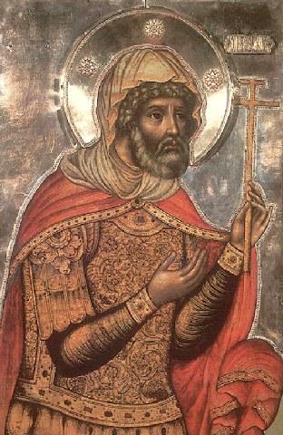 Άγιος Λογγίνος ο Εκατόνταρχος. 16 Οκτωβρίου ε.ε.