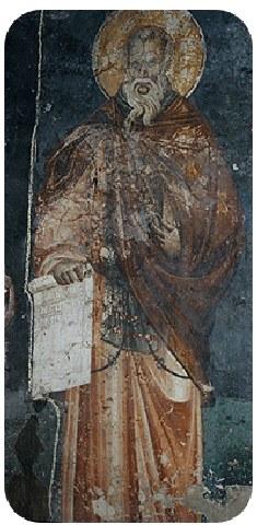 Άγιος Σενώχ της Τουρώνης ο Ιαματικός. 24 Οκτωβρίου ε.ε.