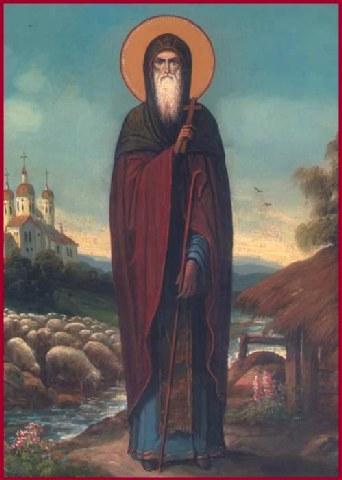 Όσιος Δημήτριος ο Νέος (Μπασαράμπης). 27 Οκτωβρίου ε.ε.