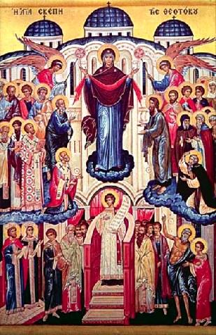 Αγία Σκέπη της Υπεραγίας Θεοτόκου εν Βλαχερνώ και επέτειος του «ΟΧΙ». 28 Οκτωβρίου ε.ε.