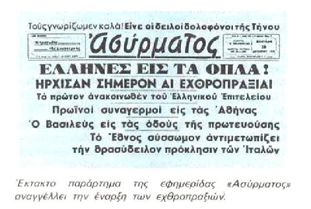 28 Οκτωβρίου 1940-41: Ελλάδα, η Πρώτη Νίκη. Greece, the First Victory. (Δείτε και Ακούστε το)