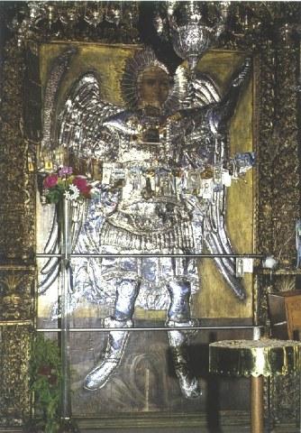 Σύναξη του Αρχαγγέλου Μιχαήλ του Πανορμίτη. 8 Νοεμβρίου ε.ε.