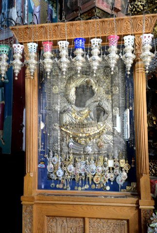 Λίγα λόγια για την ιστορία της εικόνας της Παναγίας «Πορταϊτισσας».