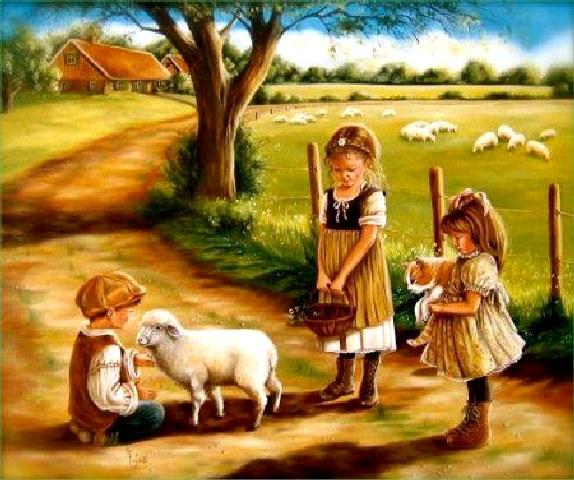 Η ιστορία του Ιησού. Κύριε πιστεύω. Παιδικό (Δείτε το).