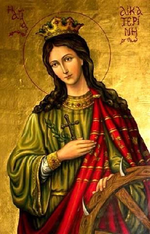 Ιερά Μονή Αγίας Αικατερίνης Σινά. Με την Μάγια Τσόκλη. (Δείτε το)