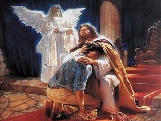 Πριν γίνεις άγιος, γίνε άνθρωπος..