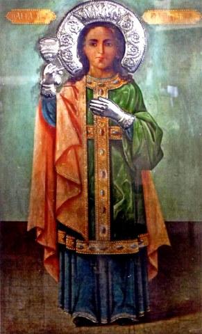 Ύμνοι της Αγίας μεγαλομάρτυρος Βαρβάρας. 4 Δεκεμβρίου ε.ε. (Ακούστε τους).