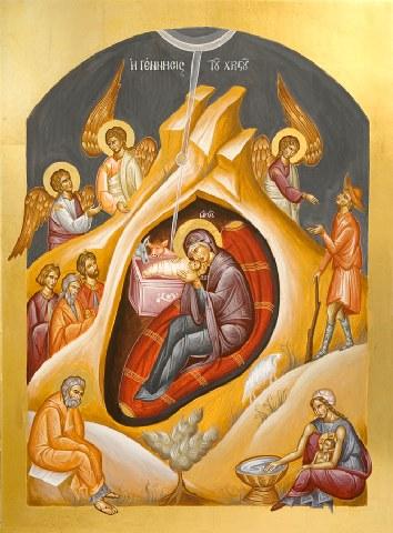 Διώξαμε καί τόν Χριστό ἀπό τά Χριστούγεννα.