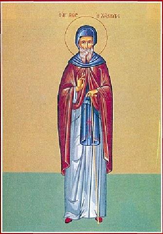 Όσιος Γεώργιος ο Χοζεβίτης. 8 Ιανουαρίου ε.ε.