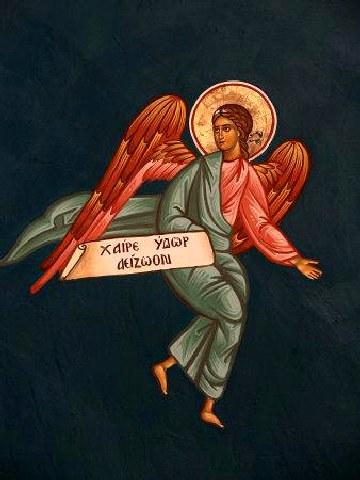 Όσιος Θεόδουλος, υιός του Οσίου Νείλου. 14 Ιανουαρίου ε.ε.