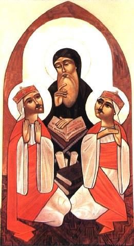 Όσιοι Μακάριος ο Αιγύπτιος και Μακάριος ο Αλεξανδρεύς. 19 Ιανουαρίου ε.ε.