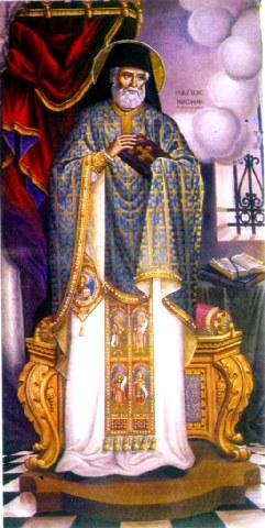 Όσιος Ιωσήφ ο ηγιασμένος ο Σαμάκος. 22 Ιανουαρίου ε.ε.