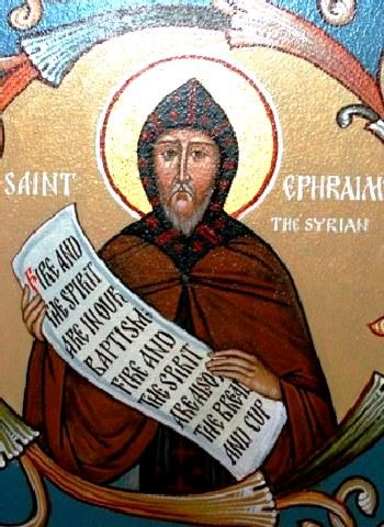 Όσιος Εφραίμ ο Σύρος. 28 Ιανουαρίου ε.ε.