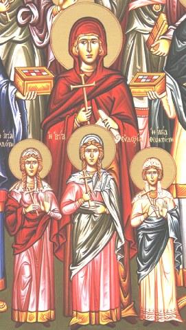 Άγιοι Κύρος και Ιωάννης οι Ανάργυροι. 31 Ιανουαρίου ε.ε.