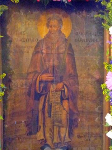Άγιος Ηλίας ο Νέος Οσιομάρτυρας ο Αρδούνης. 31 Ιανουαρίου ε.ε.