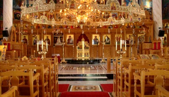 Δείτε ποιους συμβολισμούς εμπεριέχει ένας Ορθόδοξος Ιερός Ναός.