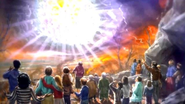 Πως θα εξαλειφθούν οι άνθρωποι από τη γη και πως θα γίνει η Ανάσταση;