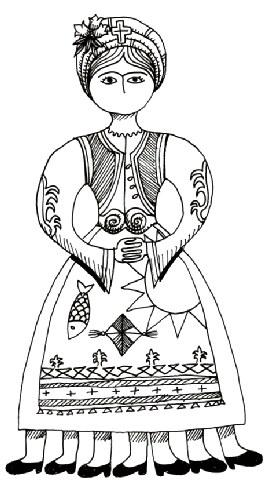 Η κυρά Σαρακοστή, έθιμα και παραδόσεις.