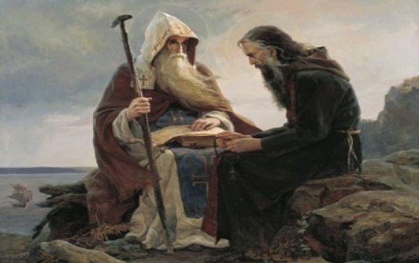 Τι Έπαθε Ο Μοναχός Που Είπε «Άει Στο Διάβολο»