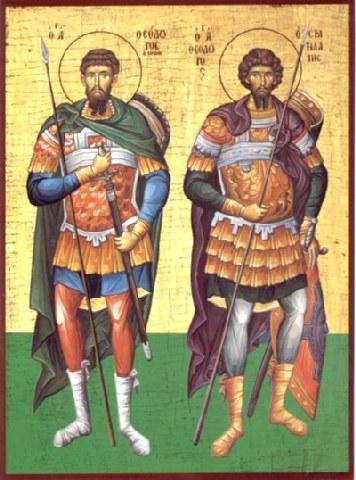 Ανάμνηση Θαύματος κολλύβων Αγίου Θεοδώρου του Τήρωνος. 4 Μαρτίου ε.ε.