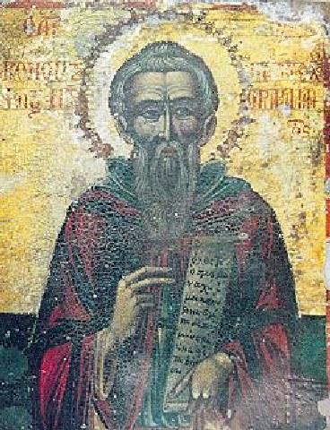 Όσιος Κόνων ο εκ Κύπρου. 5 Μαρτίου ε.ε.