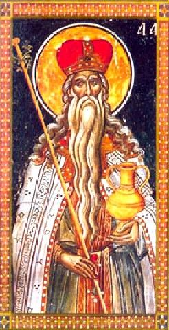 Προφήτης Ααρών. 12 Μαρτίου ε.ε.