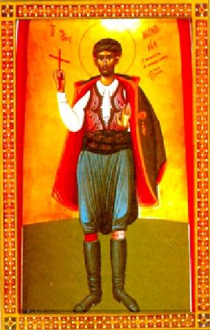 Άγιος Μανουήλ ο εκ Σφακίων. 15 Μαρτίου ε.ε.