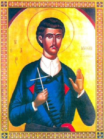 Άγιος Μύρων ο Νεομάρτυρας από το Ηράκλειο Κρήτης. 20 Μαρτίου ε.ε.
