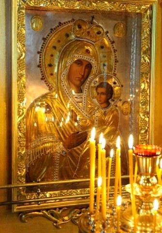 Θα έρθει η Παναγία στην απολογία μας ενώπιον του φοβερού βήματος του Χριστού, και θα σταθεί συνήγορος.