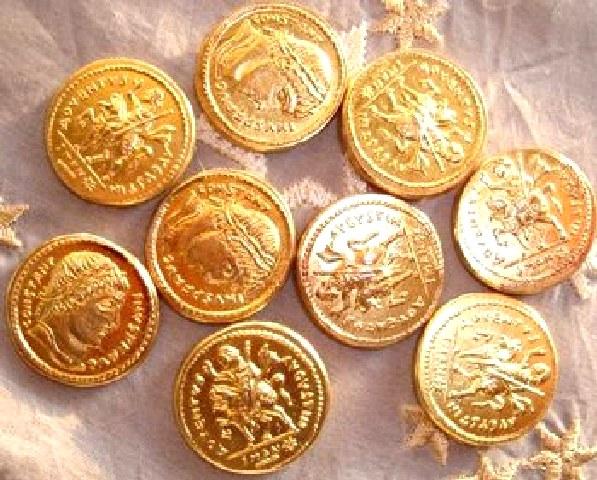 O αγαθός χρυσοχόος - μια διδακτική ιστορία απο το Λειμωνάριο.