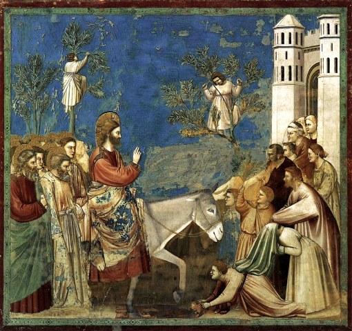 Κυριακή των Βαίων: Η τελευταία Κυριακή της Μεγάλης Τεσσαρακοστής.