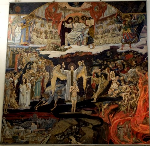 Το σάλπισμα του έκτου Αγγέλου της Αποκάλυψης και τα γεγονότα που ακολουθούν…