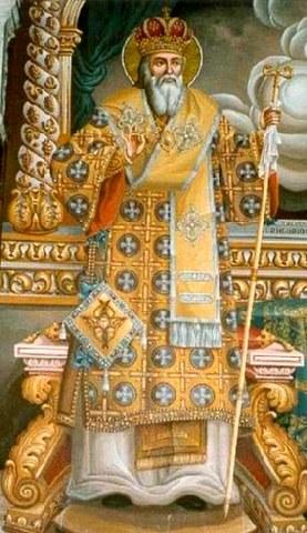 Άγιος Γρηγόριος Ε Πατριάρχης Κωνσταντινουπόλεως. 10 Απριλίου ε.ε.