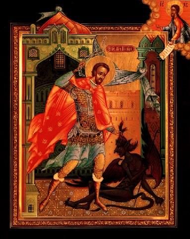 Άγιος Νικήτας ο Νέος Ιερομάρτυρας. 23 Απριλίου ε.ε.