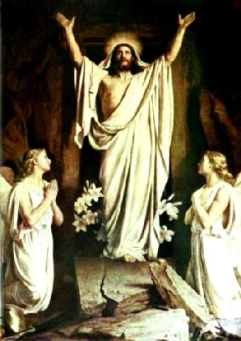 Η ιστορία του Ιησού - Η Ανάσταση. (Δείτε το - παιδικό διήγημα).