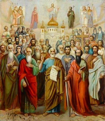 Άγιοι Έσπερος, Ζωή και τα τέκνα τους Κυριάκος και Θεόδουλος. 2 Μαϊου ε.ε.