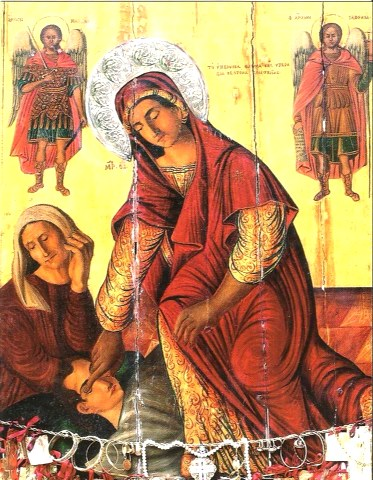 Σύναξη της Παναγίας της Κασσωπίτρας στην Κέρκυρα. 8 Μαϊου ε.ε.