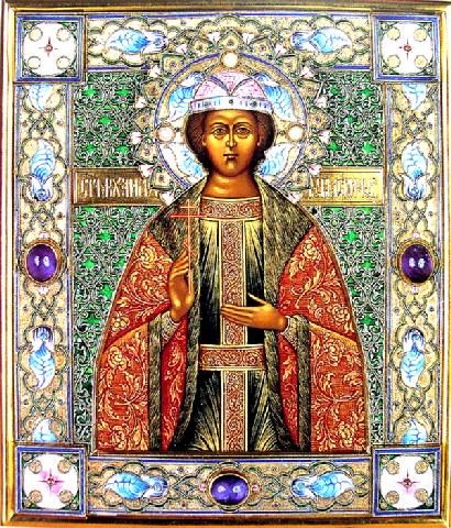 Άγιος Κων/νος και οι υιοί αυτού Μιχαήλ, Θεόδωρος οι Πρίγκιπες κ Θαυματουργοί. 21 Μαϊου ε.ε.