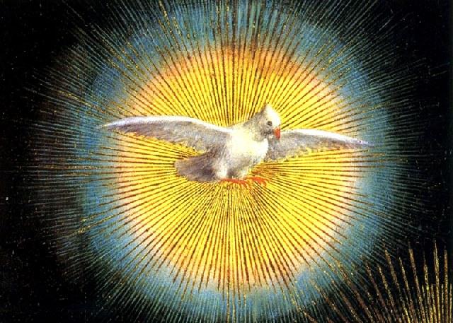 Άγιο Πνεύμα. 50 ημέρες μετά το Άγιο Πάσχα.