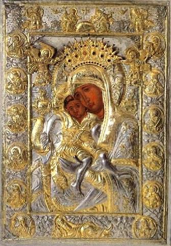 Σύναξη της Παναγίας «Ἄξιον Ἐστί» (ή ἐν τῷ «Ἀδειν»). 11 Ιουνίου ε.ε.