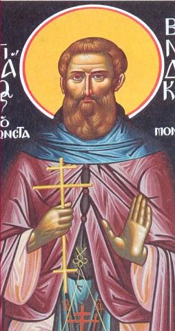 Άγιος Βενέδικτος ο νέος Οσιομάρτυρας που μαρτύρησε στη Θεσσαλονίκη. 12 Ιουνίου ε.ε.