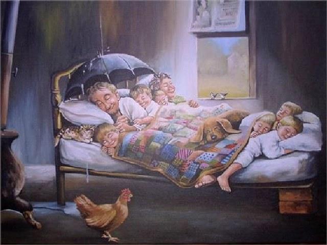 «Ύπνου μορφές» Της κ. Δήμητρας Γ. Σαρρή (φοιτήτρια, Θεολ. Σχολής Παν/μίου Αθηνών)