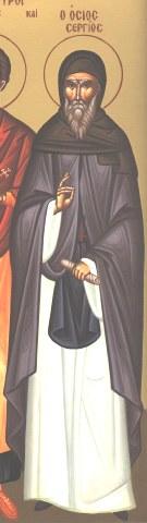 Άγιος Σέργιος ο δίκαιος ο Μάγιστρος. 28 Ιουνίου ε.ε.