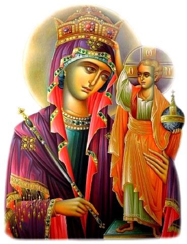 Καταφυγή και προσευχή στη Μητέρα της Ζωής και Μητέρα όλων μας.