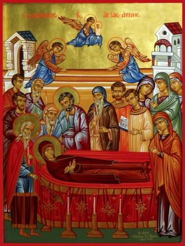 Η Θεοτόκος Μαρία μετέστη ένσωμη στον ουρανό;
