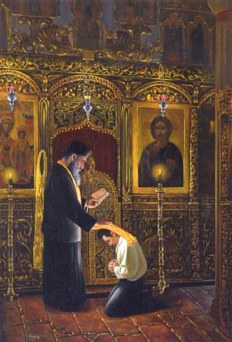 Ο πνευματικός πατέρας. Επιείκεια και αυστηρότητα....